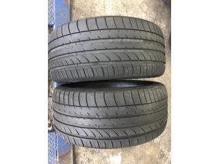 2 GOMAS 265-35-21 MICHELIN Puerto Rico Import Tire