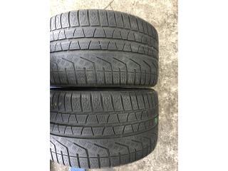 2 GOMAS 285-35-19 PIRELLI Puerto Rico Import Tire