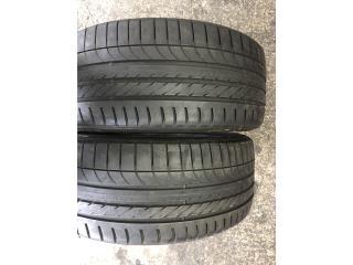 2 GOMAS 215-35-18 GOOD YEAR Puerto Rico Import Tire