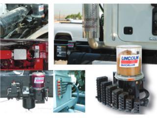 LINCOLN - Sistema de Lubricación Automático Puerto Rico JERO INDUSTRIAL