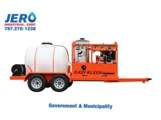 Máquinas de Lavado a Presión  Puerto Rico JERO INDUSTRIAL