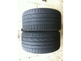 2 GOMAS 275/35/19 BRIDGESTONE POTENZA Puerto Rico Import Tire