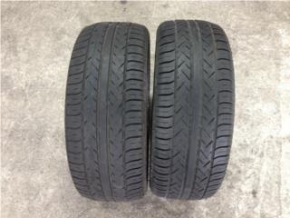 2 GOMAS 205/40/18 PIRELLI RUN FLAT Puerto Rico Import Tire