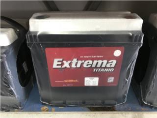 BATERÍAS NUEVAS 35-500 EXTREMA Puerto Rico S.R. Battery & Tire