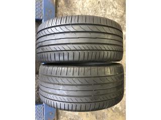2 GOMAS 255-40-18 KUHMO Puerto Rico Import Tire