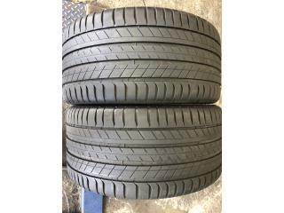 2 GOMAS 295-35-21 MICHELIN Puerto Rico Import Tire
