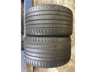 2 GOMAS 285-30-18 CONTINENTAL Puerto Rico Import Tire
