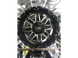 20'' TWISTED WHEELS   Puerto Rico COVER Y MAS COVER