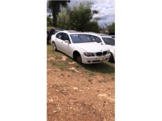 BMW 750 2008 Puerto Rico JUNKER Solution