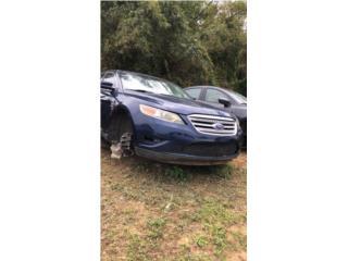 Ford Taurus 2012 Puerto Rico JUNKER Solution