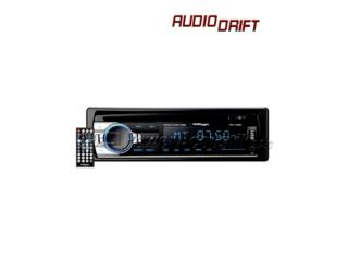 RADIO AUDIO DRIFT KPD-1935BT (CD-BT-AUX-USB) Puerto Rico JJ illumination and Accessories