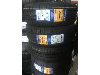 GOMAS NUEVAS P185/55R15 IDEAL PARA FIAT Puerto Rico S.R. Battery & Tire