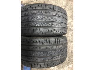 2 GOMAS 295-35-20 PIRELLI Puerto Rico Import Tire