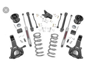 Dodge Ram 1500 kit suspensión 6
