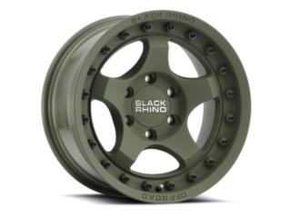 BLACK RHINO WHEELS BANTAM 16