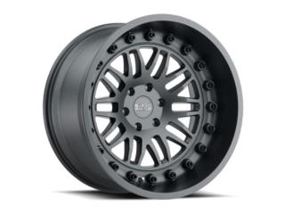 BLACK RHINO WHEELS FURY 17