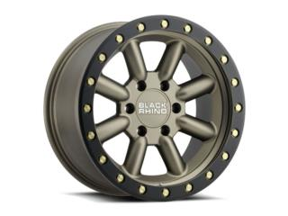BLACK RHINO WHEELS HUACHI 16