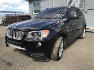 #1412 2013 BMW X3 Puerto Rico EURO JUNKER