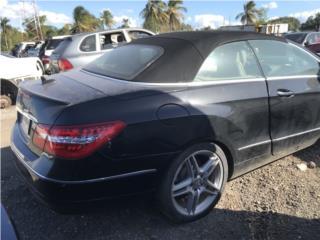 #1411 2012 Mercedes-Benz E-Class E350 Puerto Rico EURO JUNKER