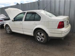#1407 2003 Volkswagen Jetta GL Sedan Puerto Rico EURO JUNKER