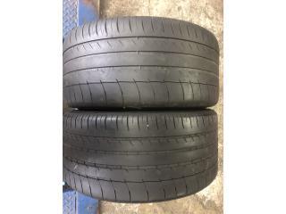 2 GOMAS 265-35-19 MICHELIN Puerto Rico Import Tire