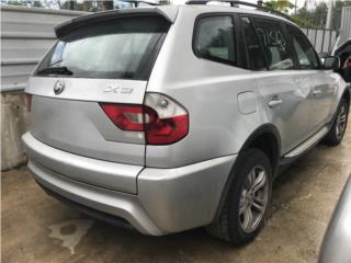 #1396 2006 BMW X3 3.0i Puerto Rico EURO JUNKER