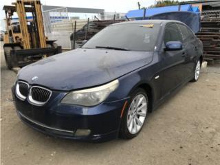 #1390 2008 BMW 5 Series 535i Sedan Puerto Rico EURO JUNKER
