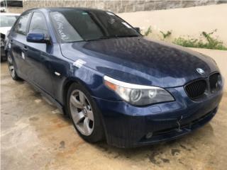 #1389 2004 BMW 5 Series 525i Sedan Puerto Rico EURO JUNKER