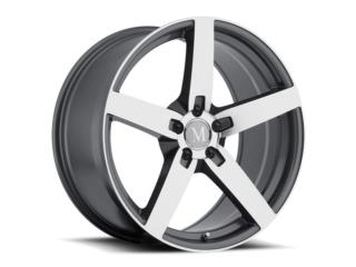 MANDRUS WHEELS MODELO ARROW 17