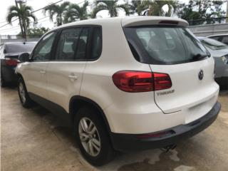 #1400 2013 VolkswagenTiguan Puerto Rico EURO JUNKER