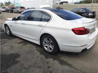#1383 2011 BMW 5 Series 528i Sedan Puerto Rico EURO JUNKER