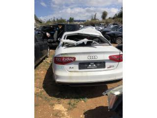 Audi A 4 2015 Puerto Rico JUNKER Solution