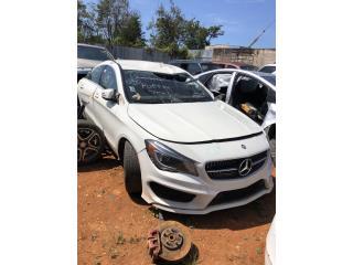 Mercedes CLA 2015 Puerto Rico JUNKER Solution