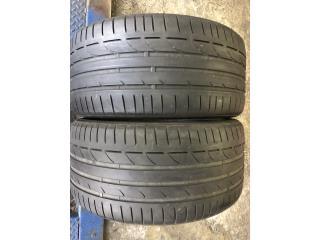 2 GOMAS 275-35-20 BRIDGESTONE Puerto Rico Import Tire