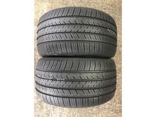 2 GOMAS 275-40-17 NUEVAS!!!! Puerto Rico Import Tire