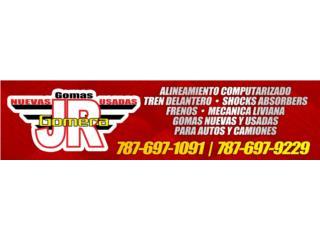 11 R 22.5 Gomas De Camiones Usadas como Nueva Puerto Rico JR TIRE, INC
