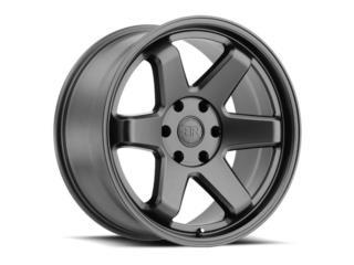 BLACK RHINO ROKU 17, 18 Y 20 Puerto Rico WheelsPR