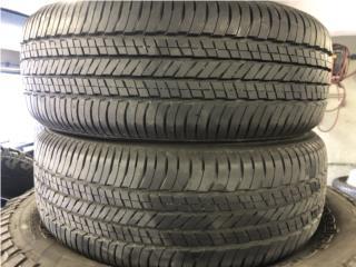 """2 GOMAS 15"""" ORIGINALES MITSUBISHI MIRAGE 2018 Puerto Rico Import Tire"""