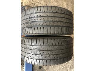 2 GOMAS 255-45-18 MICHELIN Puerto Rico Import Tire