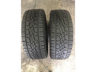 "2 GOMAS 20"" PARA DODGE RAM 2018 Puerto Rico Import Tire"
