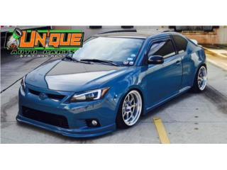 Front Lip Scion TC 11-13 RS  Puerto Rico UNIQUE AUTO PARTS