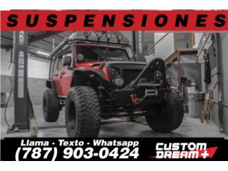 4x4 Suspension  Puerto Rico