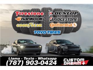 Gomas - Tires Camiones  Puerto Rico
