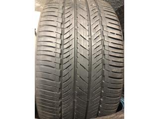 2 GOMAS 255-35-18 BRIDGESTONE Puerto Rico Import Tire