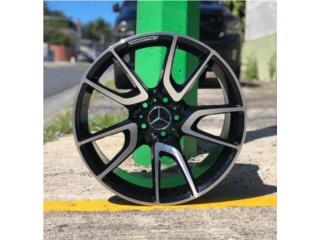 AROS 19 Y 20 PARA MERCEDES BENZ Puerto Rico WheelsPR