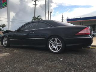 #1295 2005 Mercedes-Benz CL55 AMG Puerto Rico EURO JUNKER