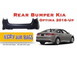 Bumper trasero Kia Optima 16-Up Puerto Rico Kery Air Bags And Body Parts