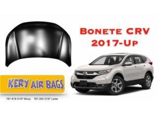 Bonete CRV 2017-Up Puerto Rico Kery Air Bags And Body Parts