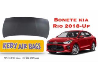 Bonete Kia Rio 2018 Puerto Rico Kery Air Bags And Body Parts