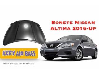 Bonete Altima 2016-Up Puerto Rico Kery Air Bags And Body Parts